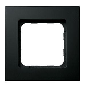 Wall Switch Frame - Black