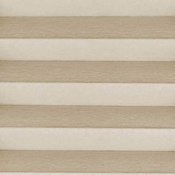 Luna Blackout Electric Honeycomb Blind - Taupe