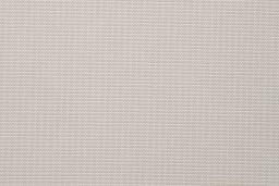 Panama Pro Chrome Electric Roller Blind - White Linen