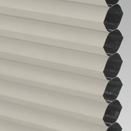 Blackout FR Electric Honeycomb Blind - Sand