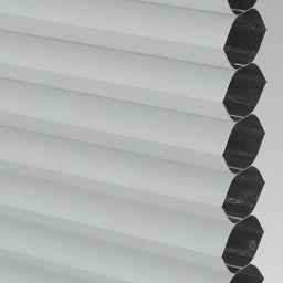 Blackout FR Electric Honeycomb Blind - Iron