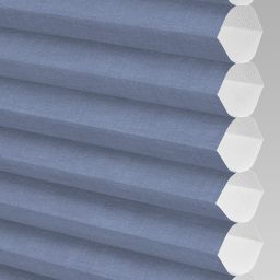 Deluxe Electric Honeycomb Blind - Midnight