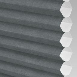 Deluxe Electric Honeycomb Blind - Onyx