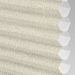 Matrix Electric Honeycomb Blind - Cream