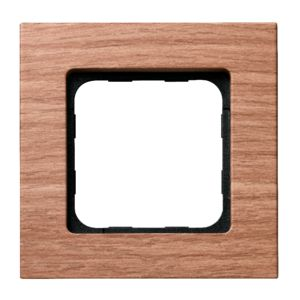 Wall Switch Frame - Amber Bamboo