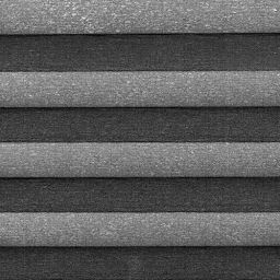 Luna Blackout Electric Honeycomb Blind - Charcoal