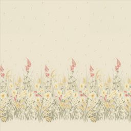 Morning Glory Electric Roller Blind - Blossom