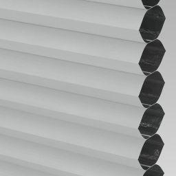 Blackout Electric Honeycomb Blind - Iron