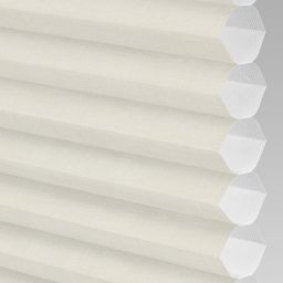 Deluxe Electric Honeycomb Blind - Oyster