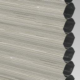 Silkweave Blackout Electric Honeycomb Blind - Hills