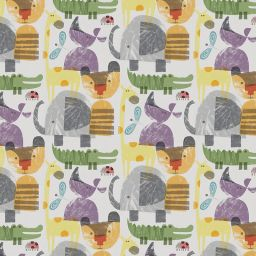 Zootime Blackout Electric Roller Blind - Daytrip